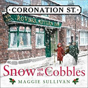 Snow on the Cobbles audiobook cover art