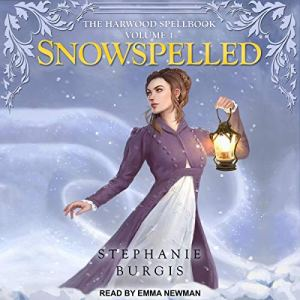 Snowspelled audiobook cover art