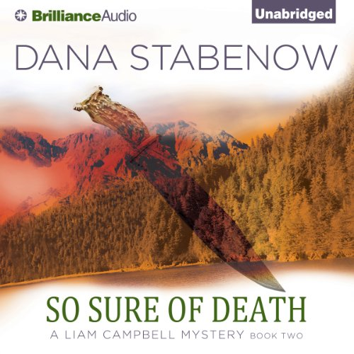 So Sure of Death audiobook cover art