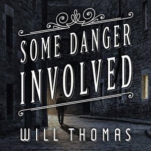 Some Danger Involved audiobook cover art