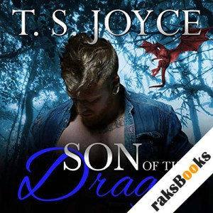 Son of the Dragon audiobook cover art