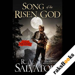 Song of the Risen God audiobook cover art