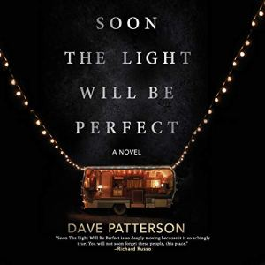 Soon the Light Will Be Perfect audiobook cover art