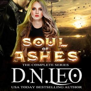 Soul of Ashes: Outlanders of the Multiverse audiobook cover art