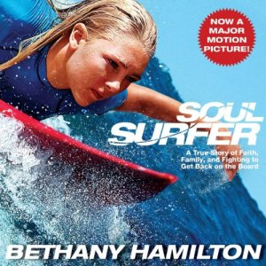 Soul Surfer audiobook cover art