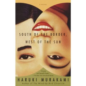South of the Border, West of the Sun audiobook cover art