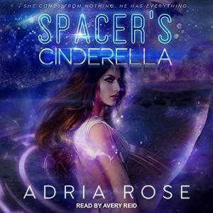 Spacer's Cinderella audiobook cover art