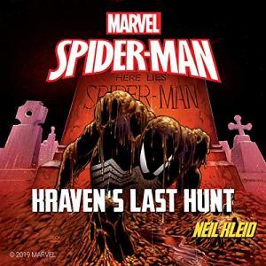 Spider-Man: Kraven's Last Hunt audiobook cover art