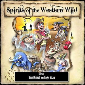 Spirits of the Western Wild audiobook cover art