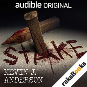 Stake audiobook cover art