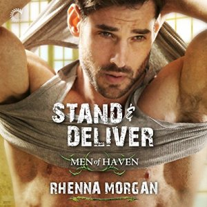 Stand & Deliver audiobook cover art