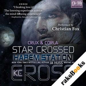 Star Crossed audiobook cover art