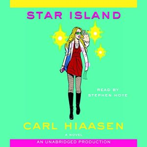 Star Island audiobook cover art