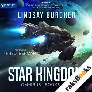 Star Kingdom Omnibus audiobook cover art