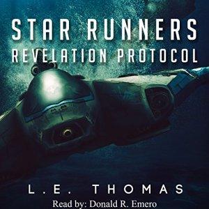 Star Runners: Revelation Protocol (#2) audiobook cover art