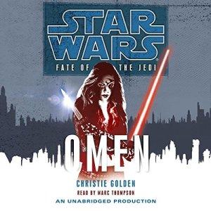 Star Wars audiobook cover art