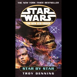 Star Wars: New Jedi Order: Star by Star audiobook cover art