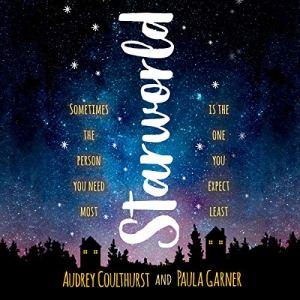 Starworld audiobook cover art