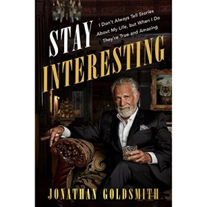 Stay Interesting audiobook cover art