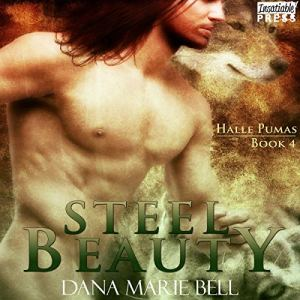 Steel Beauty audiobook cover art