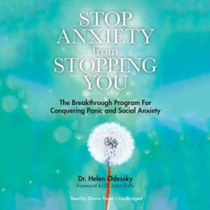 Stop Anxiety from Stopping You audiobook cover art