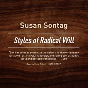 Styles of Radical Will audiobook cover art
