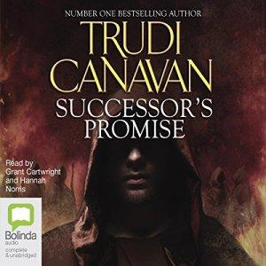 Successor's Promise audiobook cover art