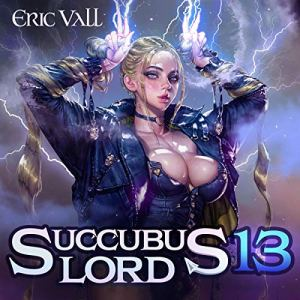 Succubus Lord 13 audiobook cover art