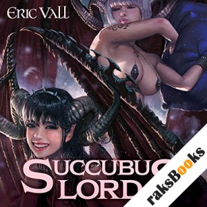Succubus Lord audiobook cover art