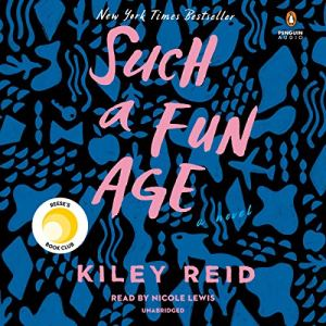 Such a Fun Age audiobook cover art