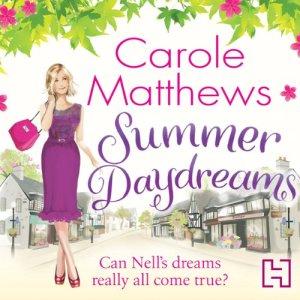 Summer Daydreams audiobook cover art