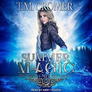 Summer Magic audiobook cover art