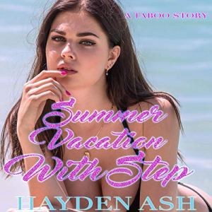 Summer Vacation with Step audiobook cover art