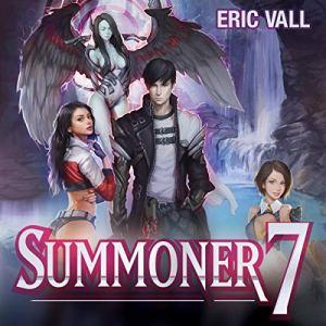Summoner 7 audiobook cover art