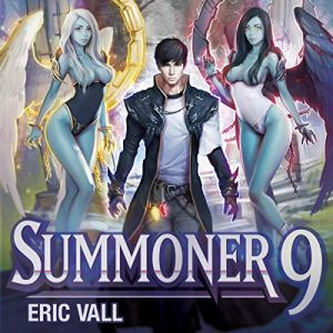 Summoner 9 audiobook cover art
