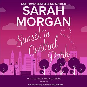 Sunset in Central Park audiobook cover art