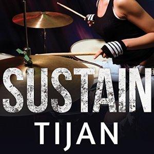 Sustain audiobook cover art