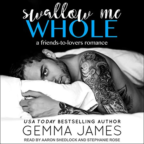 Swallow Me Whole audiobook cover art