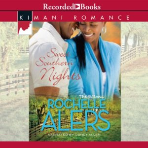Sweet Southern Nights audiobook cover art