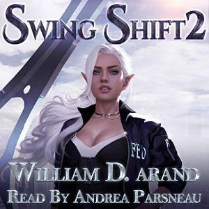 Swing Shift: Book 2 audiobook cover art