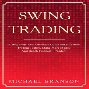 Swing Trading audiobook cover art