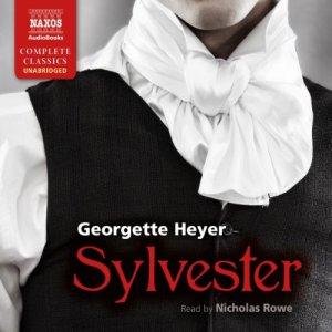 Sylvester audiobook cover art