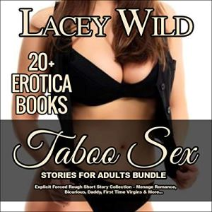 Taboo Sex Stories for Adults Bundle: 20+ Erotica Books audiobook cover art