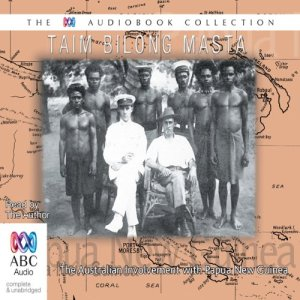 Taim Bilong Masta audiobook cover art