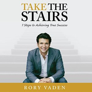 Take the Stairs audiobook cover art