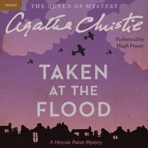 Taken at the Flood audiobook cover art