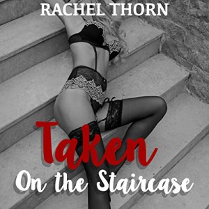 Taken on the Staircase audiobook cover art