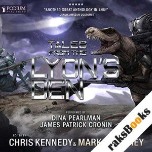 Tales from the Lyon's Den audiobook cover art
