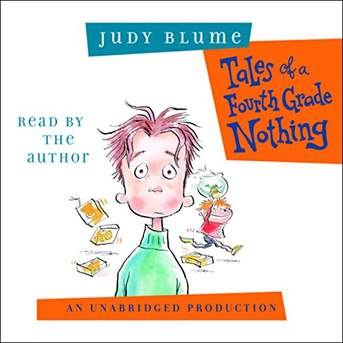 Tales of a Fourth Grade Nothing audiobook cover art