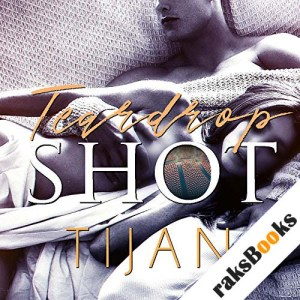 Teardrop Shot audiobook cover art